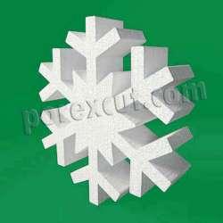 Copo de nieve L, de 75 a 95...