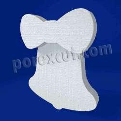 Campana de porexpan poliespan corcho blanco poliestireno expandido