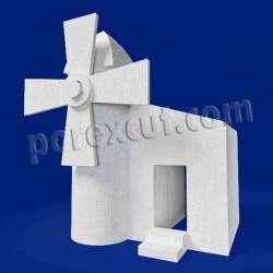 Molino de porexpan poliespan corcho blanco poliestireno expandido