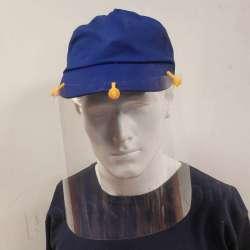 Clips para gorras impresa 3D plastico, PLA, gomas elásticas donacion