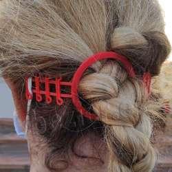 salvaorejas salva orejas cola pelo
