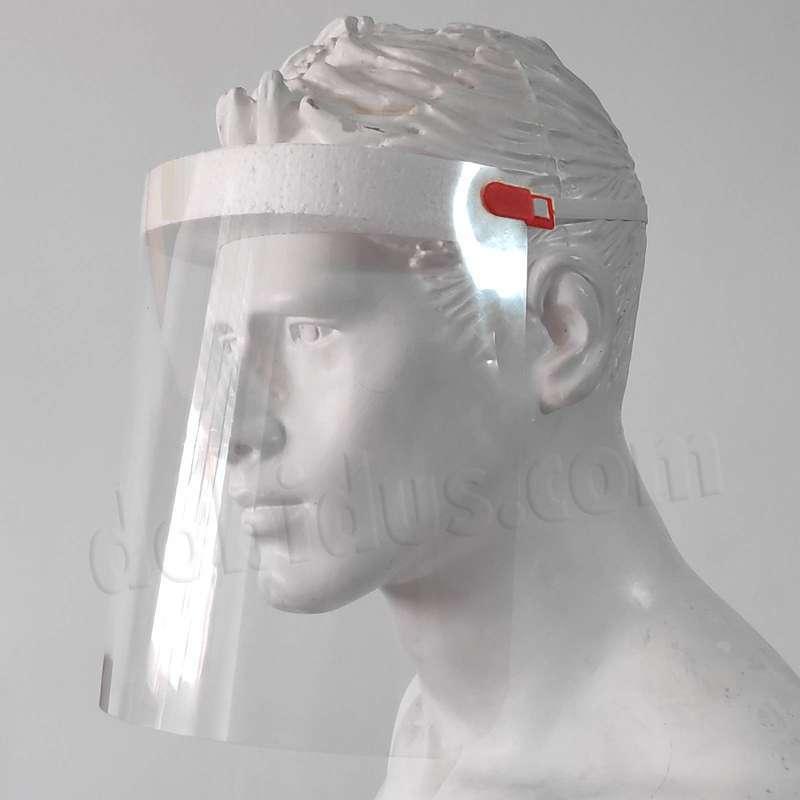 pantalla de proteccion facial individual