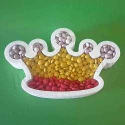 Bandeja corona Rey