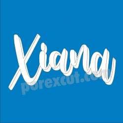Xiana 100 cms de largo
