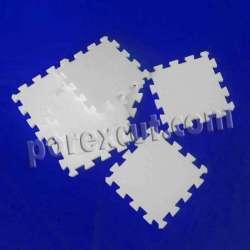 Puzzle de porexpan poliespan corcho blanco porex porexcut