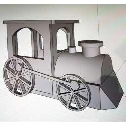 Piezas para tren