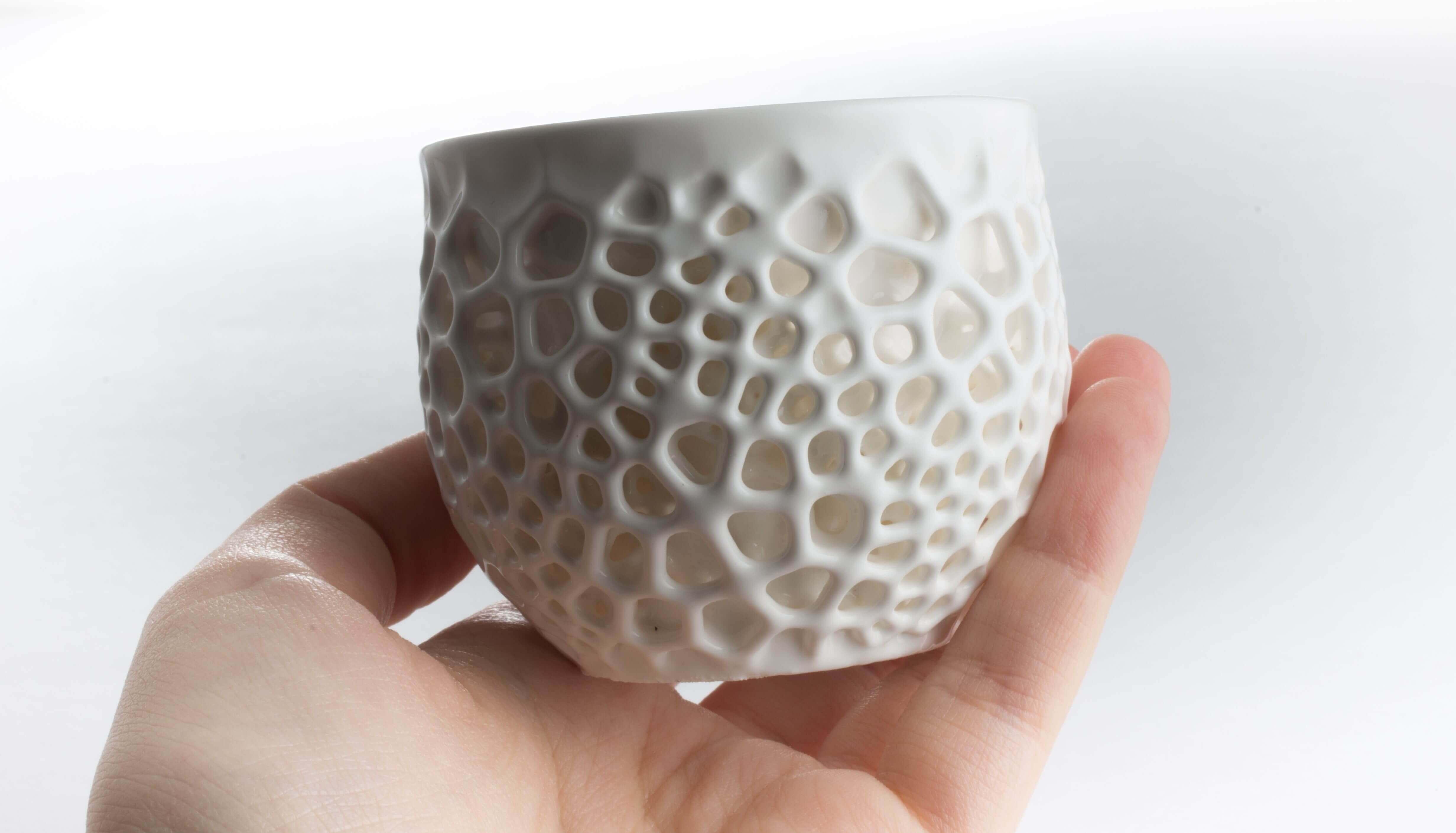 vaso impreso 3d