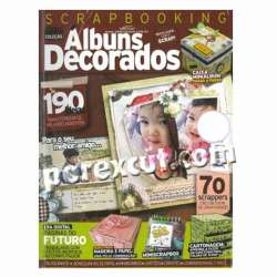 Scrapbooking decorado Album 12