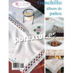 Ganchillo Paños