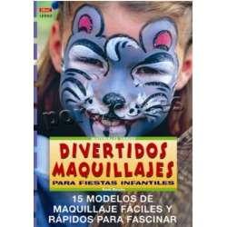 Maquillajes Fiestas Infantiles