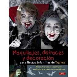 Maquillajes, Disfraces Terror