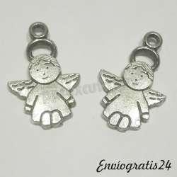 2 colgantes angelitos...
