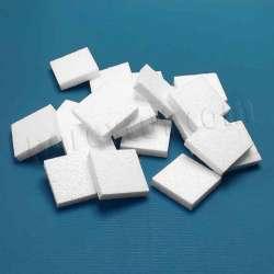 solería loseta losas suelo de porexpan para belenes y maquetas poliespan corcho blanco