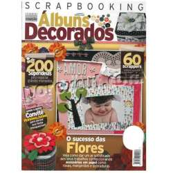 Scrapbooking decorado Album 14