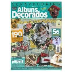 Scrapbooking decorado Album 15