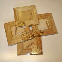 Marcos de madera