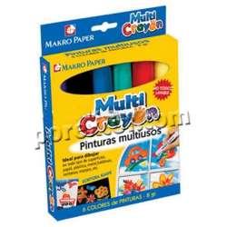 Multi Crayon - Pintura...